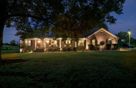 1995 S Cannon Blvd Shelbyville TN Real Estate Night-time front